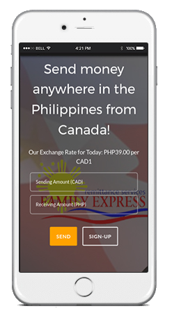 Family Express - Online Money Transfer - Send Money to the
